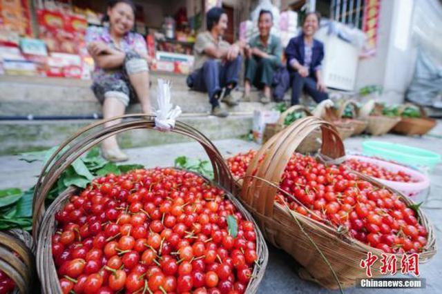 农业农村部:水果价格已经开始回落