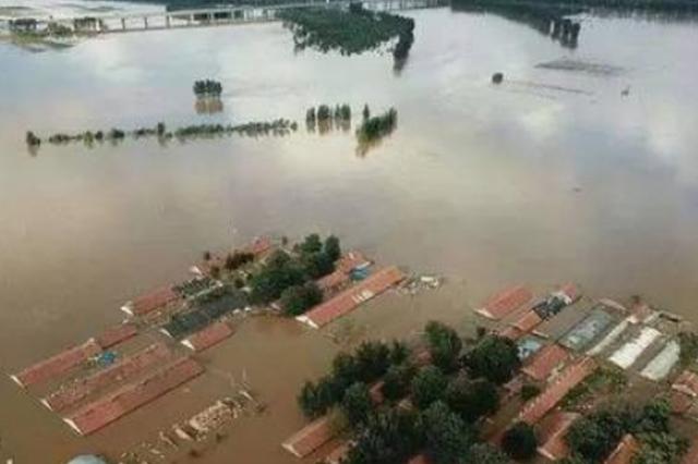滨州受灾人口百余万人 造成经济损失64683.58万元