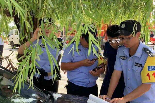 滨州一男子冒充消防员进行诈骗被抓获