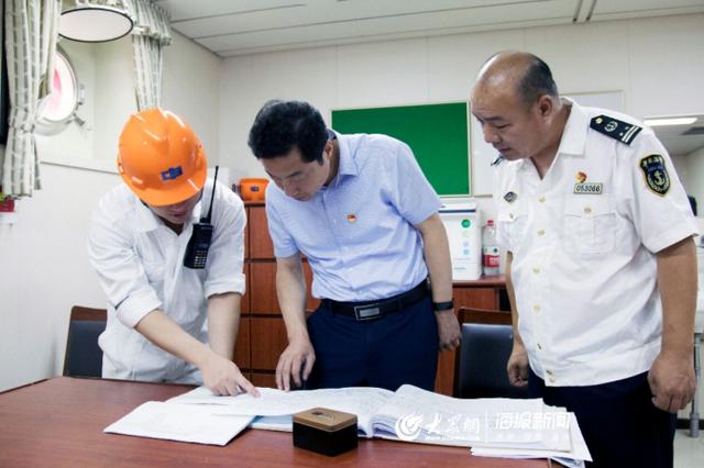 行政处罚3.3万元 青岛查处首起船舶大气污染处罚案件