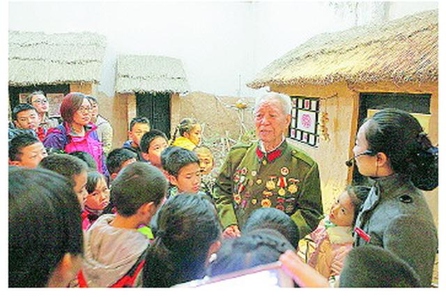 """92岁抗战英雄袁永福逝世  他是济南战役""""八纵立功第一人"""""""