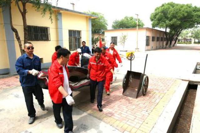 """滨南采油厂:人员 设备 物资""""三到位"""""""