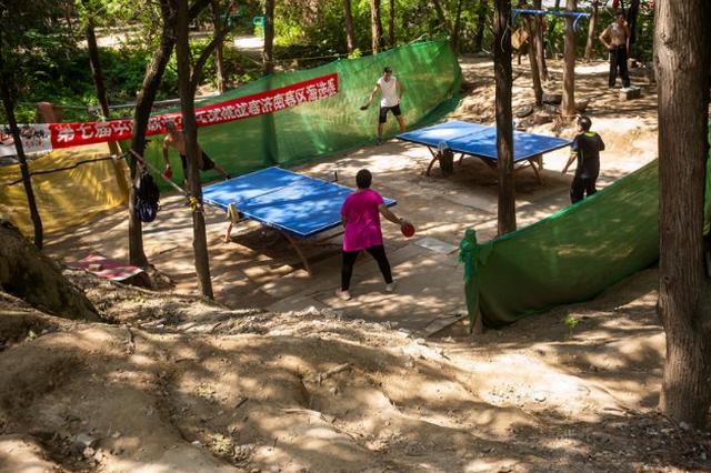 济南最亲民最接地气的乒乓球海选场地