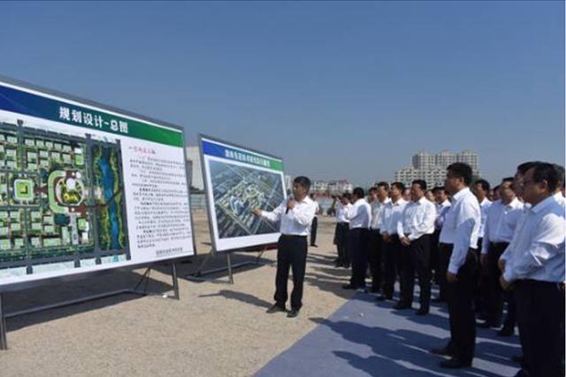 最大项目投资85亿元 滨州技术开发区9个项目集中开工