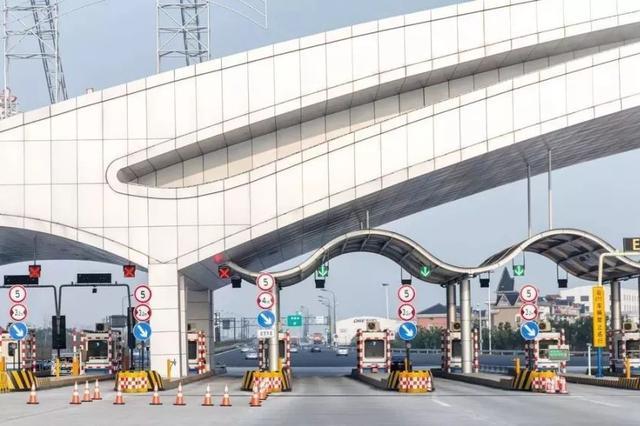 返程注意啦 山东境内这些高速路段新增收费站