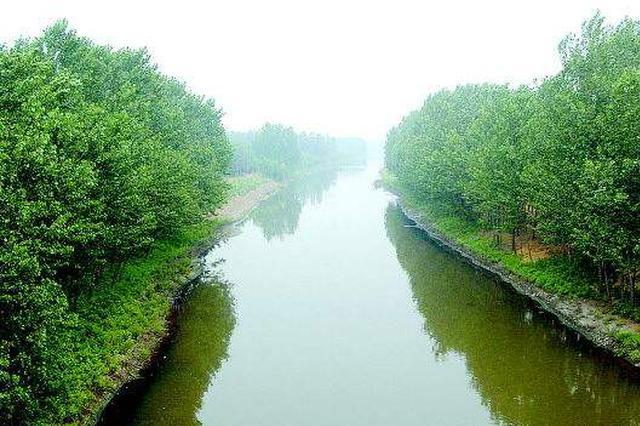 小清河景观六个提升工程段都标注开竣工时间