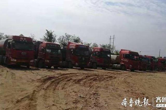凌晨出击 泰安交警岱岳区大队一夜查获35辆超载货车