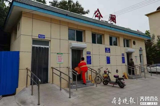 """任城50座公共卫生间分批改造 让居民""""方便""""更方便"""