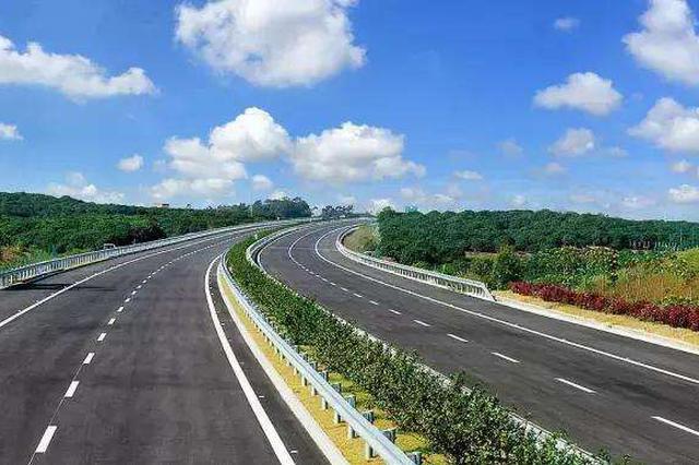 最新消息 青兰高速公路将于下月建成通车