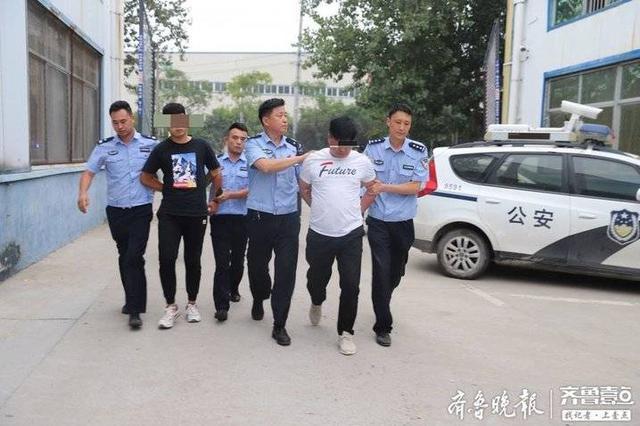 父亲驾车撞人致死 儿子帮逃逸 双双被菏泽警方刑拘