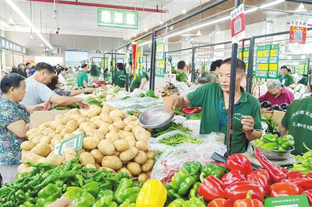 猪肉价格涨幅回落 蛋价下降