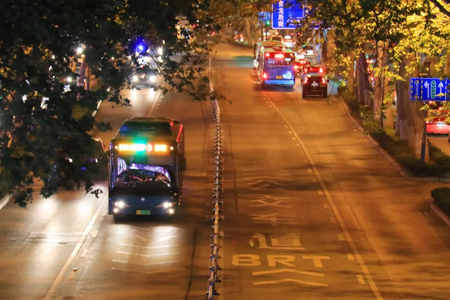 山东第一医科大学将迎来首条BRT公交 9月22日试运行