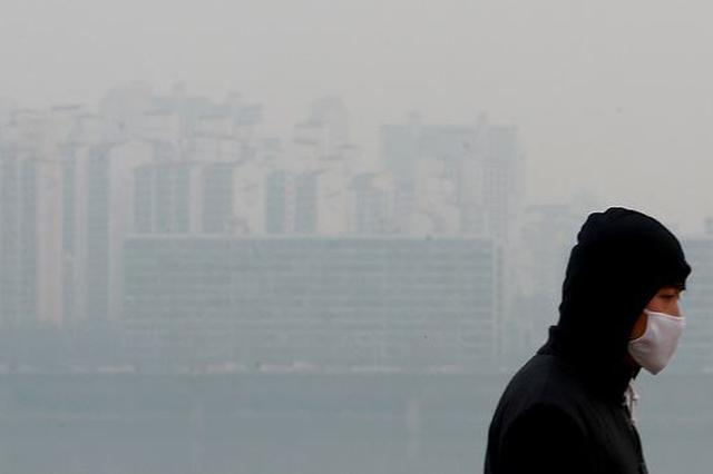 首波雾霾来袭 山东13地市将发布重污染天气橙色预警
