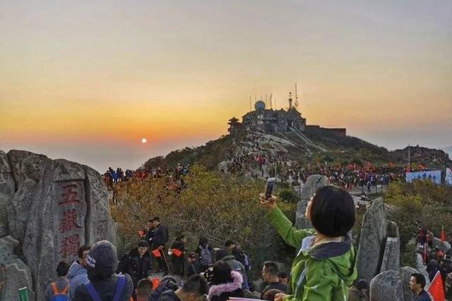 假日成績單出爐 泰安18家景區接待近144萬游客