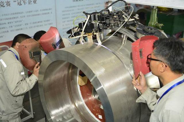 中电建核电公司完成核电站主管道焊接科技攻关项目