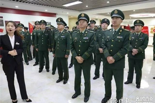 武警泰安支队党委:不忘初心使命 扛起责任担当