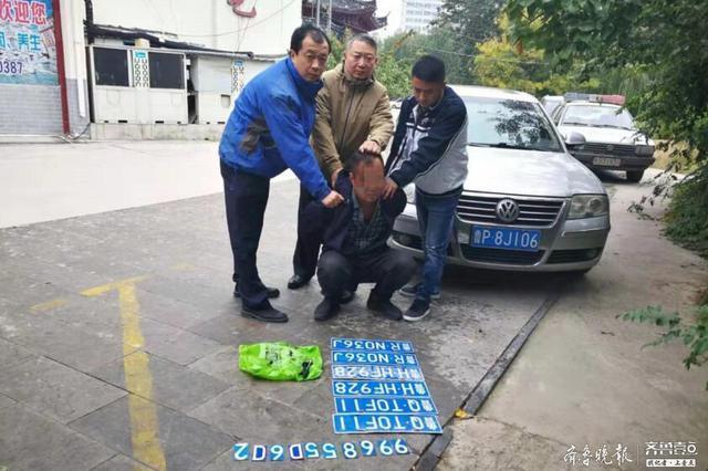 疯狂盗窃车内财物 金乡民警14小时抓获犯罪嫌疑人