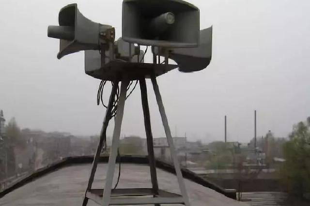 体系健全 内容完备 淄博防空警报音响覆盖率达100%