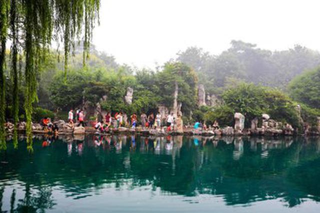 古今奇谈:五龙潭的传说 有些连老济南人都不知道