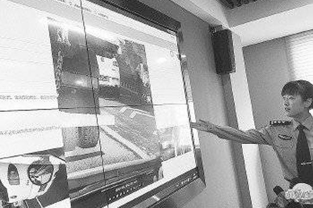 济南交通违法举报范围扩容 随手拍渣土车组团闯红灯 最高奖三千