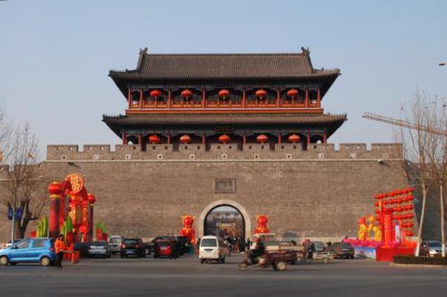 山东青州:古城盛开民族团结花