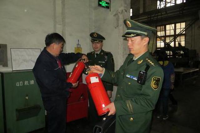 山东省将实行消防执法责任制