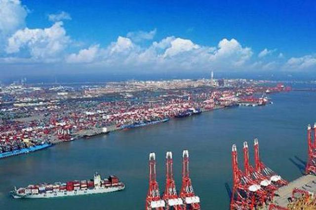山东省水运项目加速推进