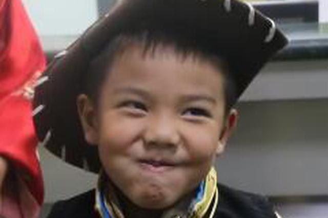 西藏10名先心病患儿出院返乡:谢谢好心的山东人