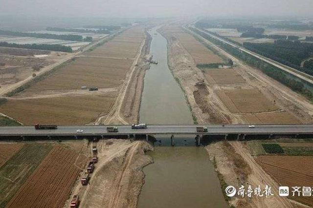 济南港主城港区开始选址 港口将于2022年正式启用