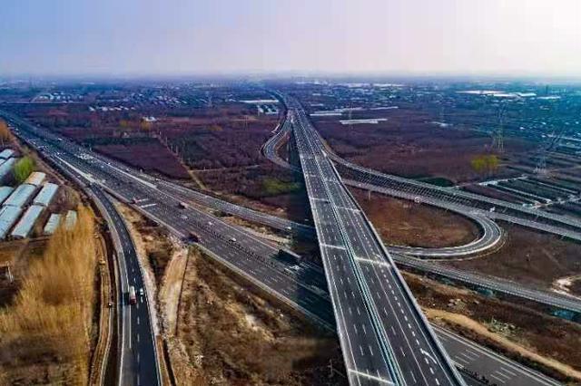 新序章 郑济高铁聊城段完成首次连续梁浇筑