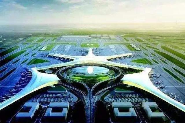 12月1日起 青岛胶东国际机场陆续开展校验飞行试验飞行