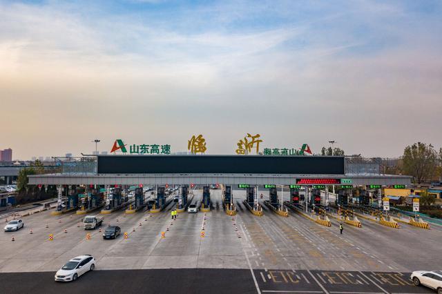 山东省交通厅执法局助力京沪高速建设展翅高飞