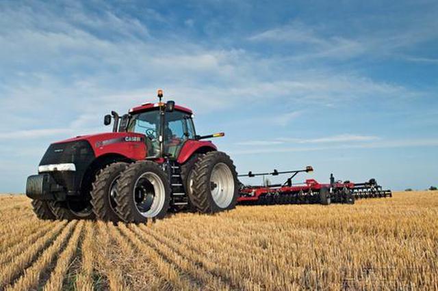 山东农业总产值率先突破1万亿元