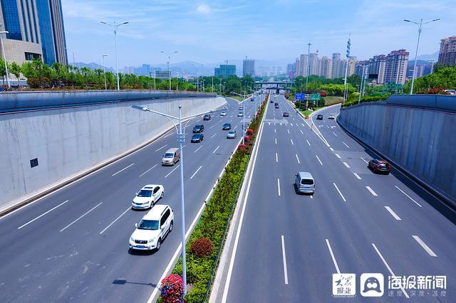 今年春运山东高速路况如何 且看高速交警大数据分析