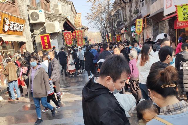 山東春節消費市場活躍 505家零售企業實現銷售額44億