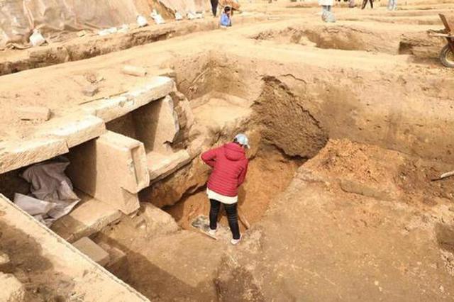 渮澤一(yi)在建(jian)水庫發現(xian)3處古代文化遺址 165座古墓