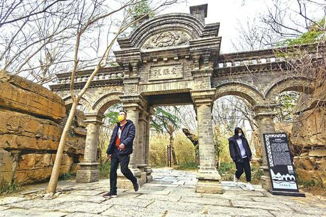 """濟南(nan)""""迷你版圓明(ming)園""""重(zhong)新開放了"""
