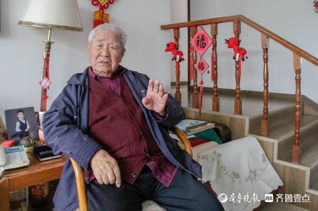 新中国成立前老退役军人樊震  青春献军旅 人生铸丰碑