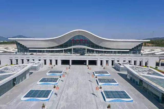 明起铁路调图 青岛西站去往兰州重庆更便捷