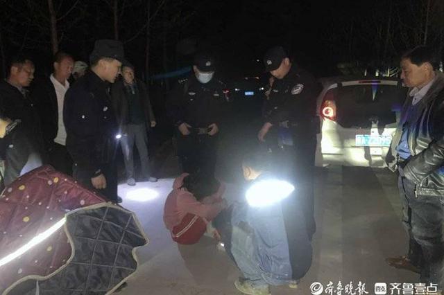 13岁女孩坐桥边抱头痛哭欲轻生 民警不到5分钟到达现场