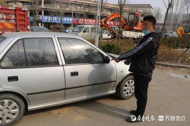 """多次砸车玻璃盗窃 """"车窗杀手""""落网了"""