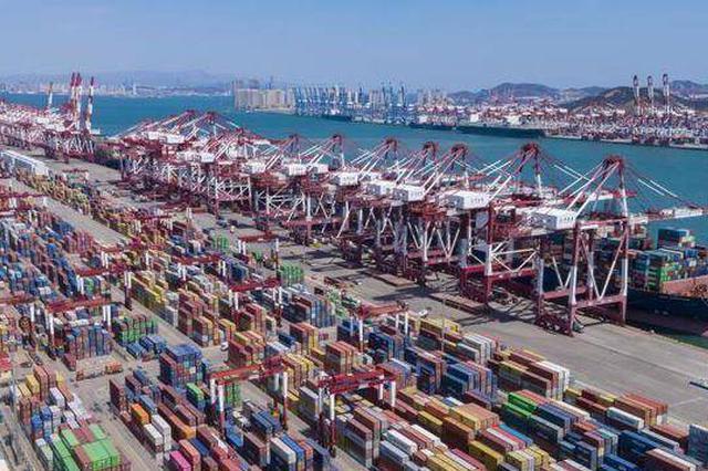 山东港口又增东南亚快航 海洋网联东南亚线成功首航