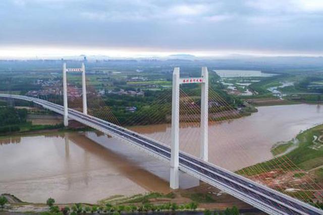 """齐河黄河大桥通车三周年""""桥动效应""""拉动区域跨越发展"""