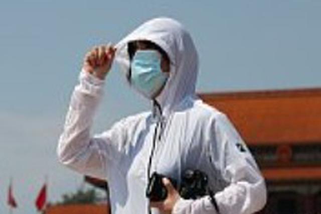 7月10日山东省气象台继续发布高温橙色预警
