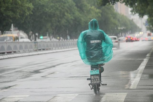 强降雨+9级风 济南发暴雨预警 启动防汛Ⅳ级应急响应