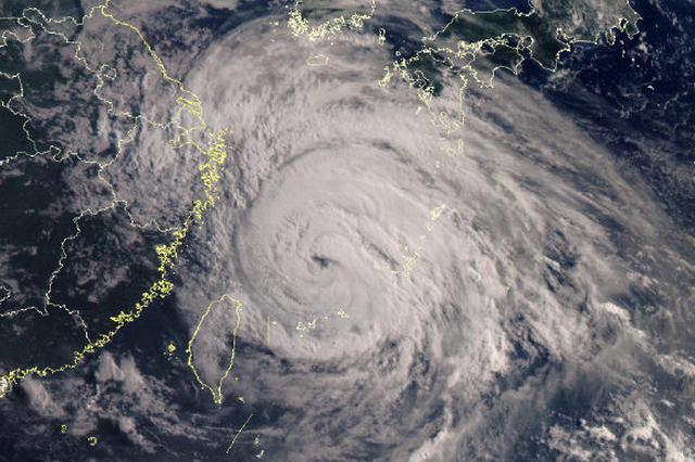 台风过境前后 山东省各地各部门全力应对