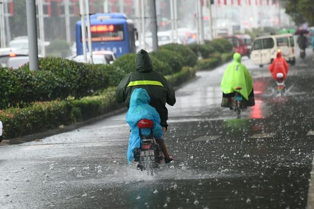 暴雨预警解除 入汛来山东降水量较常年同期偏多近半