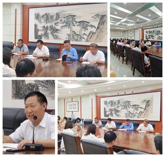 济南二中高二年级召开新学期全体教师会议