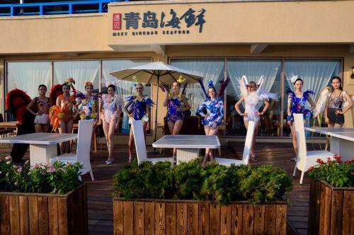 第二届太平湾·万博汇啤酒节开幕