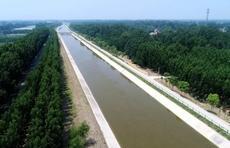供水4亿方 南水北调东线山东段启动年度调水任务